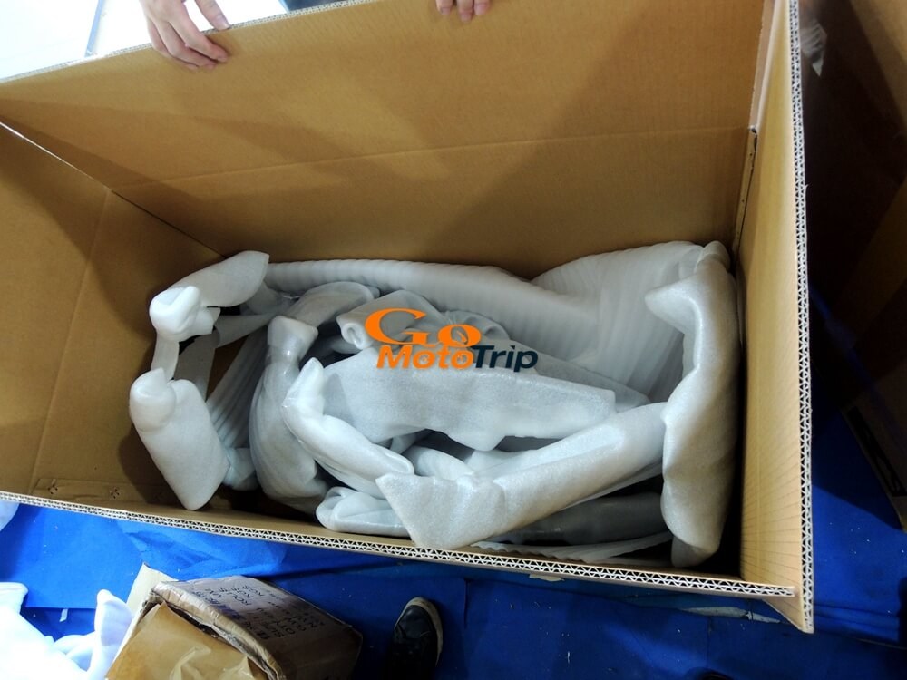 Fairing Packing (1)